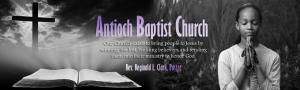 Church Website with Custom Header